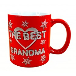 "Mug ""The Best Grandma"""