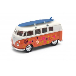 Van Volkswagen Orange Personnalisable