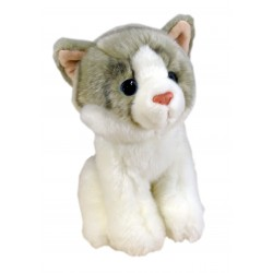 Peluche Chat Luxe
