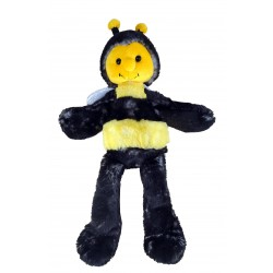 Peluche Abeille longues jambes.