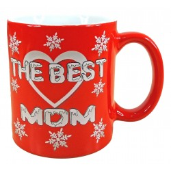 "Mug ""The Best Mom"""