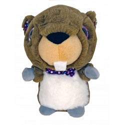 Peluche Marmotte Gros yeux, RODA
