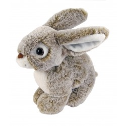 Brown Rabbit Cub Rodadou Grocalin (20 or 30cm)