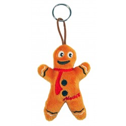 "Plush key holder ""Manala"""