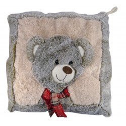 Bear pyjamas range cushion