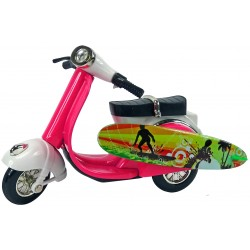 Scooter Rose miniature personnalisable