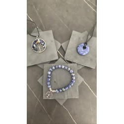 Bracelet Set, Sodalite Necklaces