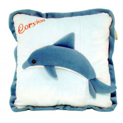 """Coussin Dauphin """"Corsica"""""""