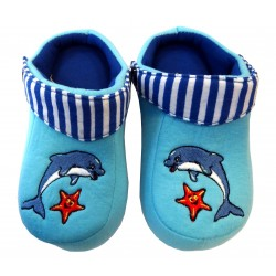 Chaussons sandales Dauphin