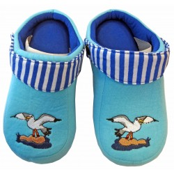 Chaussons sandales Mouette