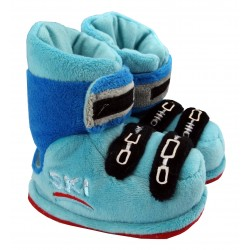 Children's ski slippers (0 to 8 years old)